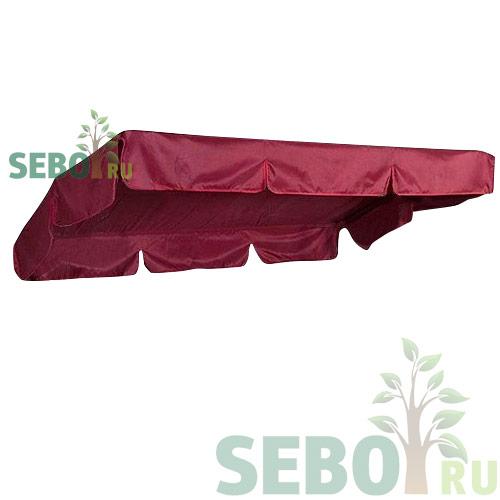 Тент SEBO для качелей Люкс-2 Бордо